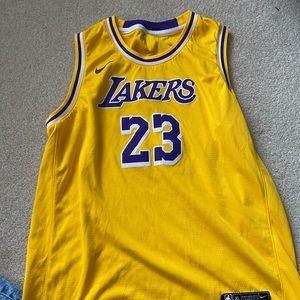 LeBron James Lakers Jersey!